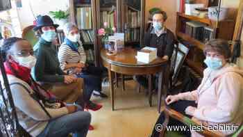 Romilly-sur-Seine : Hubert Bancaud en dédicaces pour son voyage à Compostelle - L'Est Eclair