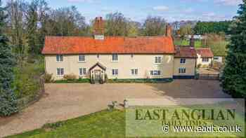 Yours for £895k - historic 6-bedroom home in Brome, Suffolk - East Anglian Daily Times