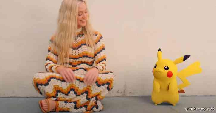 Katy Perry veröffentlicht neues Musikvideo mit Pikachu - futurezone.at