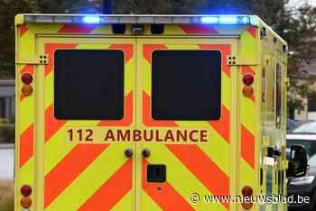 55-jarige Perenaar gewond na ongeval in Opglabbeek