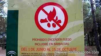 A partir del martes 1 de junio están prohibidas las barbacoas - Diario Córdoba