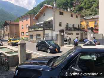 15enne investita a Chiavenna - Prima la Valtellina