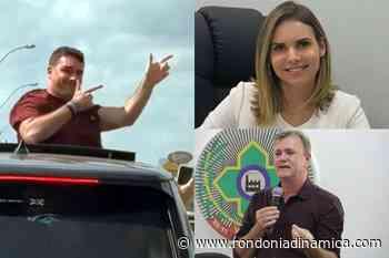 Por que Flávio Bolsonaro ama Rondônia?; prefeita de Ariquemes quer vacinar professores, não os presos; e líder do governo está com dengue e COVID-19 - Rondônia Dinâmica