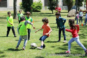 Dia da Criança: Escolas de Espinho com várias atividades - Diário Digital