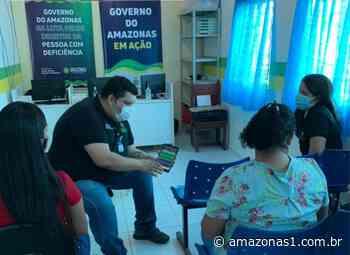 Atalaia do Norte recebe treinamento para serviços a PCDs - Portal Amazonas 1 - Portal Amazonas1