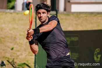 Depois do título em Oeiras, Gastão Elias entra a vencer em Biella - Raquetc