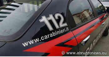 Francavilla al mare, denunciato dai Carabinieri un writer no vax - Abruzzonews