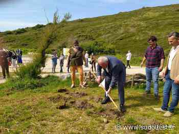 Bidart : inauguration officielle de l'espace naturel sensible d'Erretegia - Sud Ouest