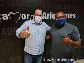 Presidente Alex Redano destina emenda para Escola Henrique Dias em Ariquemes - Portal Rondonia