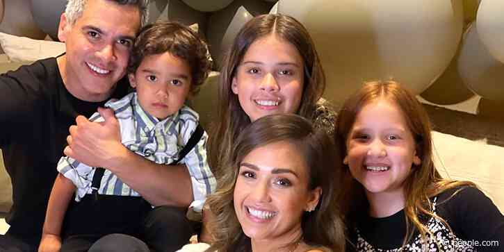 Jessica Alba Says She Cried When Daughter Haven, 9½, Walked In on Her and Husband Cash Warren - PEOPLE