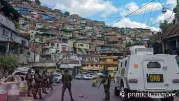 Reportan disparos en un sector de La Vega y en la Cota 905 - Diario Primicia - primicia.com.ve
