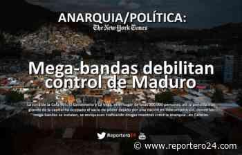 CARACAS: Mega-bandas en La Vega y la Cota 905 debilitan control de Maduro - reportero24