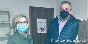 Coldiretti Vicenza a Caritas di Thiene - Vicenzareport
