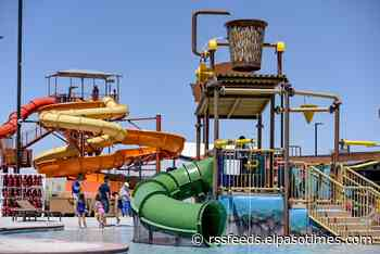 Camp Cohen, city of El Paso's first water park, to begin welcoming public Saturday
