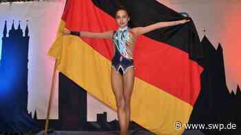 Rhythmische Sportgymnastik: Das Multi-Talent aus Bad Urach kennt keinen Stress - SWP