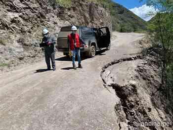 La Libertad: Contraloría detecta pagos por trabajos inconclusos en Santiago de Chuco - Agencia Andina