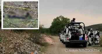 Seguridad Silao: Encuentran cadáver calcinado en carretera a Comanja de Corona - Periódico AM