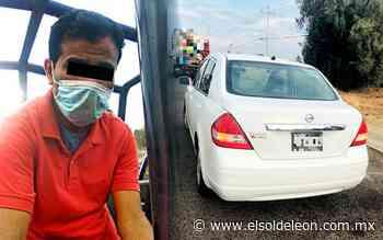 Detienen a presunto asaltante de comercios en Silao - El Sol de León
