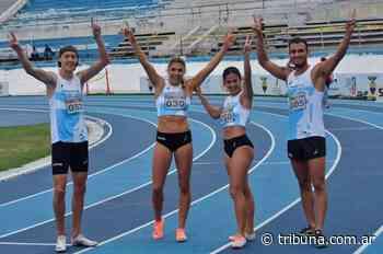 Noelia Martinez se trajo una medalla de plata desde Ecuador - Tribuna