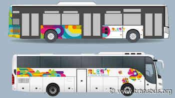 Ales'Y : la nouvelle marque des mobilités du bassin d'Alès   transbus.org - TRANS'BUS