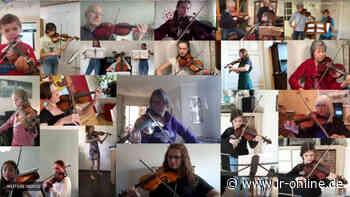 Corona-Spezial Online-Orchester: Sechsjähriger aus Bad Liebenwerda bricht mit 1359 Musikern Weltrekord - Lausitzer Rundschau
