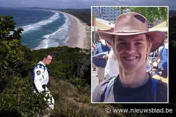 """Théo Hayez al twee jaar vermist in Australische Byron Bay: """"Blijven hopen op antwoorden"""" - Het Nieuwsblad"""