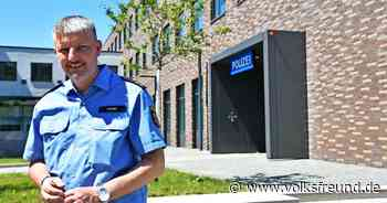 Karriere: Polizeichef Christian Hamm verlässt Bitburg Richtung Trier - Trierischer Volksfreund