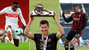 Sechs Klubs dabei: Die kicker-Elf der Saison 2020/21
