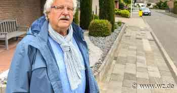 Deutsche Glasfaser hinterlässt unfertige Baustellen in Grefrath - Westdeutsche Zeitung