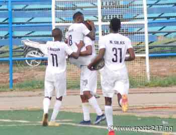 NPFL: Tebo Franklin Wins 6th Mvp Award As Nasarawa United Pip Adamawa United To Move Up To 3rd Position - Sports247