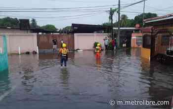 Obstrucción de alcantarillados provoca inundaciones en Juan Díaz - Metro Libre