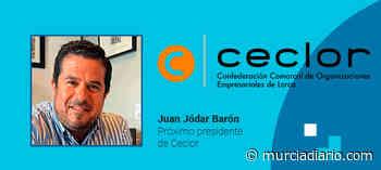 Juan Jódar sucederá a Antonio García Díaz como presidente de la patronal lorquina Ceclor - Murciadiario