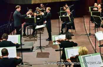 Akademiekonzert überzeugt erneut im leeren Mannheimer Rosengarten - Worms - Nachrichten und Informationen - Mannheimer Morgen