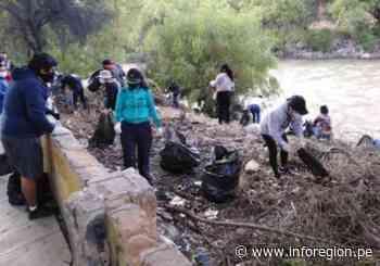 Huánuco: Recogen 20 toneladas de basura del río Huallaga - INFOREGION