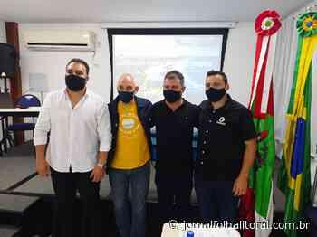 Ação TURISMO: Conselho Municipal de Turismo é criado em Barra Velha - Jornal Folha do Litoral - Jornal Folha do Litoral