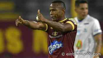 ¿Será posible? El colombiano que milita en Deportes Tolima y podría reforzar el ataque de Boca - El Intransigente