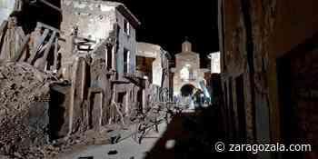 Belchite retoma las visitas nocturnas al Pueblo Viejo a partir del 4 de junio - Guia de Zaragoza - Zaragozala.com