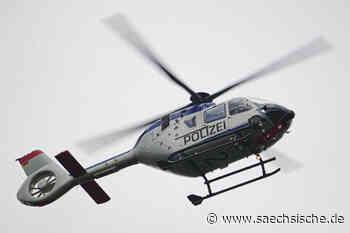 Warum kreiste der Hubschrauber über Zittau? - Sächsische.de