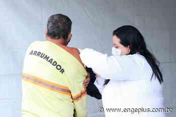 Porto de Imbituba inicia vacinação contra Covid-19 para os trabalhadores portuários - Engeplus