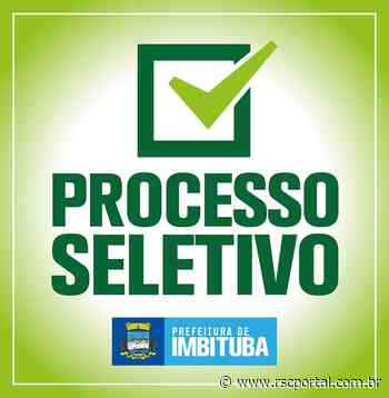 Prefeitura de Imbituba abre vaga para Auxiliar de Serviços Gerais COVID-19 - Impresso Catarinense - Open Sans, sans-serif;