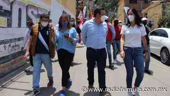 Lía Limón implementará programa de rescate de barrancas en Álvaro Obregón - Radio Fórmula