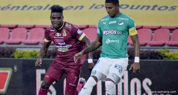 Deportivo Cali vs. Tolima: Dimayor definió estadio, fecha y hora del partido - Semana