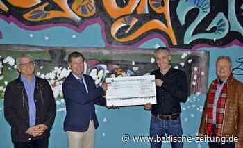 Unterstützung für Jugendclub und Tafelladen - Breisach - Badische Zeitung - Badische Zeitung