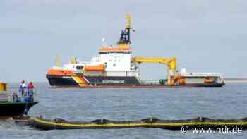 Cuxhaven: Reedereizentrum übernimmt Notfallvorsorge - NDR.de