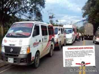 Cootransmayo reactivó el servicio de transporte entre Pasto y Mocoa - TuBarco