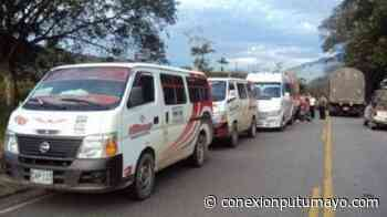 Cootransmayo reactiva servicio de transporte público de pasajeros entre Mocoa y Pasto - Conexión Putumayo