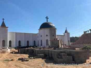 Maior santuário do mundo dedicado a Santa Rita de Cássia está em construção em Minas Gerais - Varginha Online