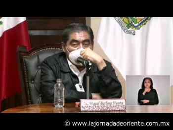 Confirma Barbosa secuestro de candidato del PVEM en Acajete y condena atentado a abanderada del PRD en El Seco - Puebla - - La Jornada de Oriente