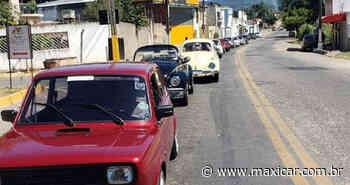 Passeio do Club do Automóvel Cariri - Siqueira Campos - Portal Maxicar de Veículos Antigos