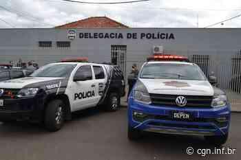 Segurança Pública conclui transferências de carceragens em Siqueira Campos e Rebouças - CGN